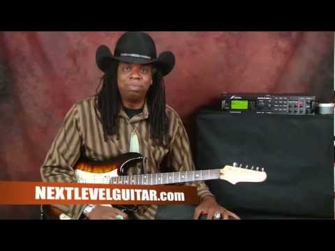 Guitar Lesson learn harmony chords practice exercises and songwriting devices with Larry Mitchell