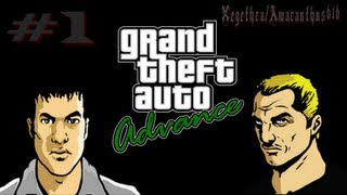 GTA Advance Playthrough - GBA - Part 1 - [With Commentary]