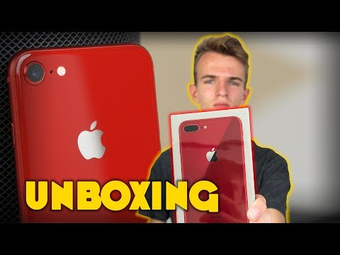 Unboxing e LA VERITÀ su iPhone 8 RED