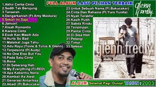 Glenn Fredly FULL ALBUM TERBAIK (1998-2019)