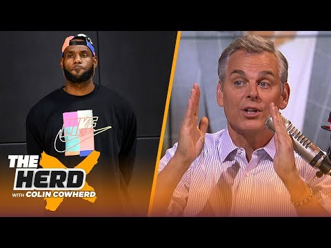 Colin Cowherd tries to understand the Lakers' confusing power structure | NBA | THE HERD