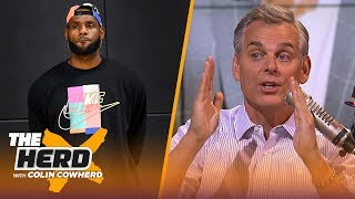 Colin Cowherd tries to understand the Lakers