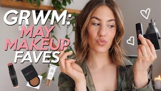 Makeup I LOVED In MAY! & GRWM | Jamie Paige