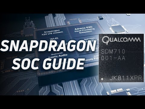 Your Guide to Qualcomm Snapdragon SoCs - Gary Explains