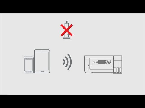 How To Connect A Printer Directly With Mobile/Smart Device (Epson ET-2750) NPD5833