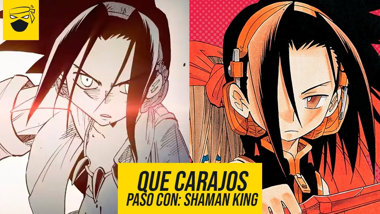 Que C@R4JOS PASO Con SHAMAN KING? UN FINAL INCONCLUSO | EL RETORNO DEL REY SHAMAN