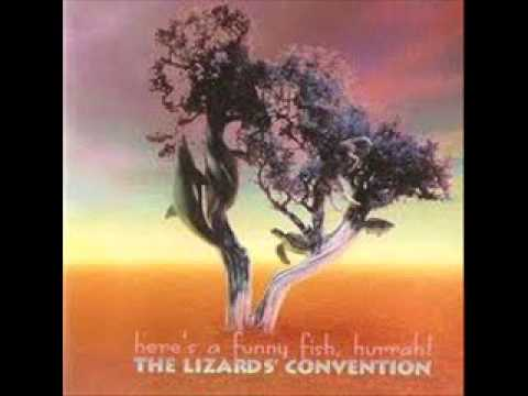 Wooden Heart - Lizards Convention