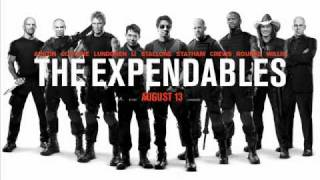 The Expendables Soundtrack (Brian Tyler) - Aerial (Track 02)