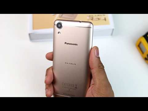 Panasonic Eluga Ray Review