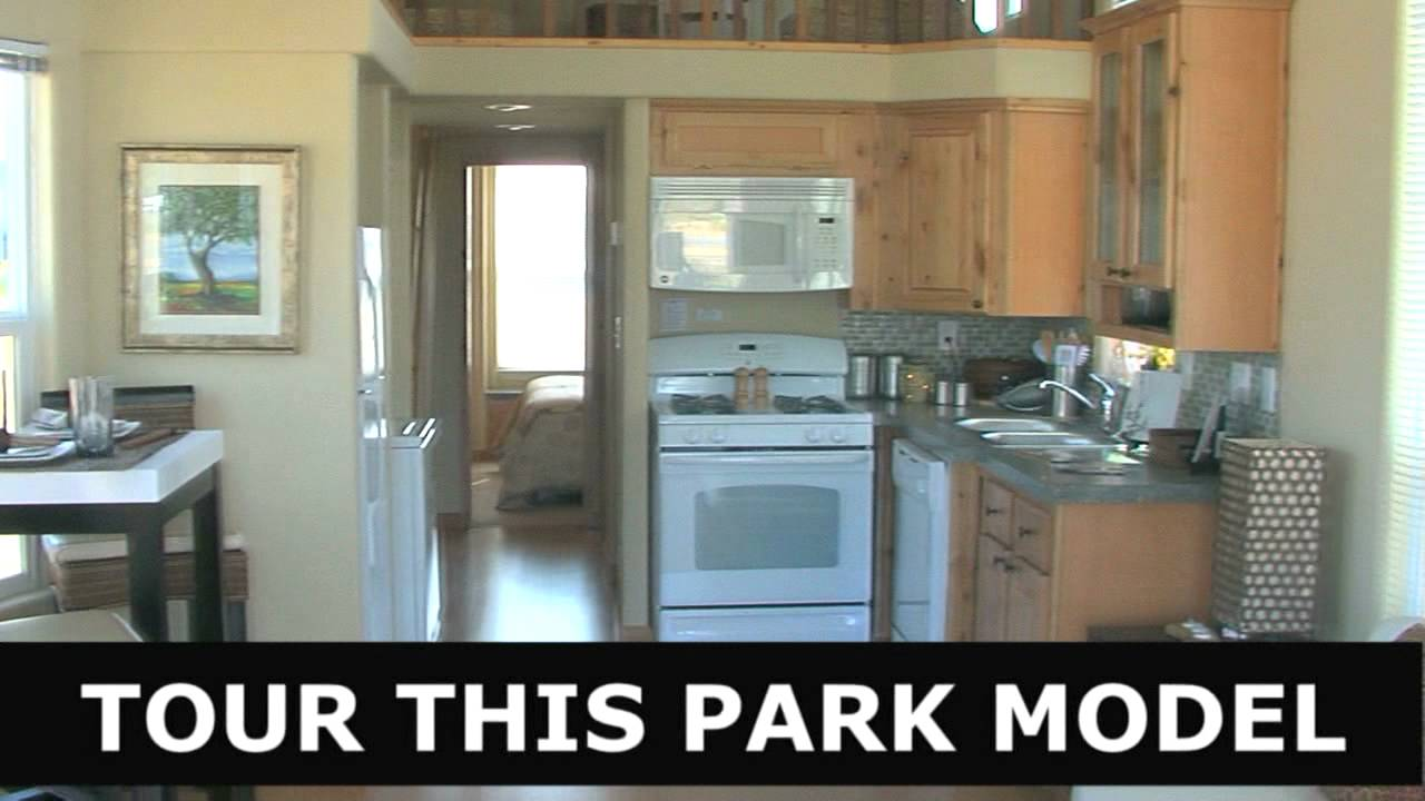 Park Model Oregon Hunters Cabin Park Model Medford Salem YouTube