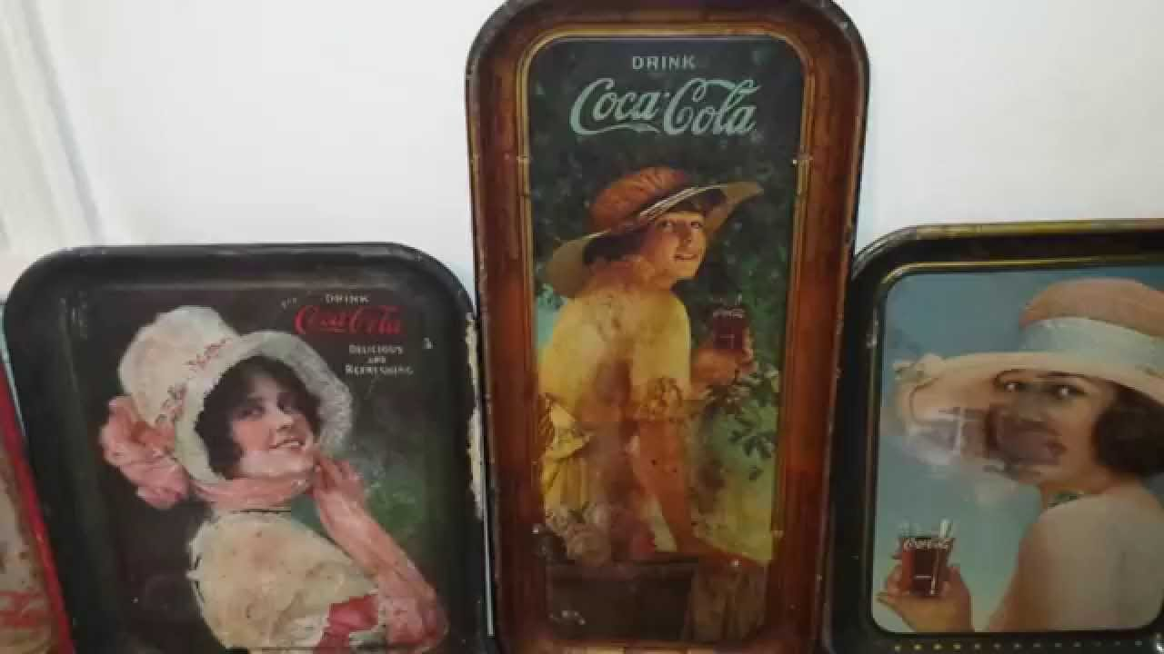 Coca Cola Tray Collection Update 2015!!