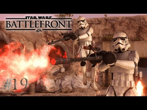 STAR WARS™ Battlefront™ #SURVIVAL: Tatooine, Rebel Depot