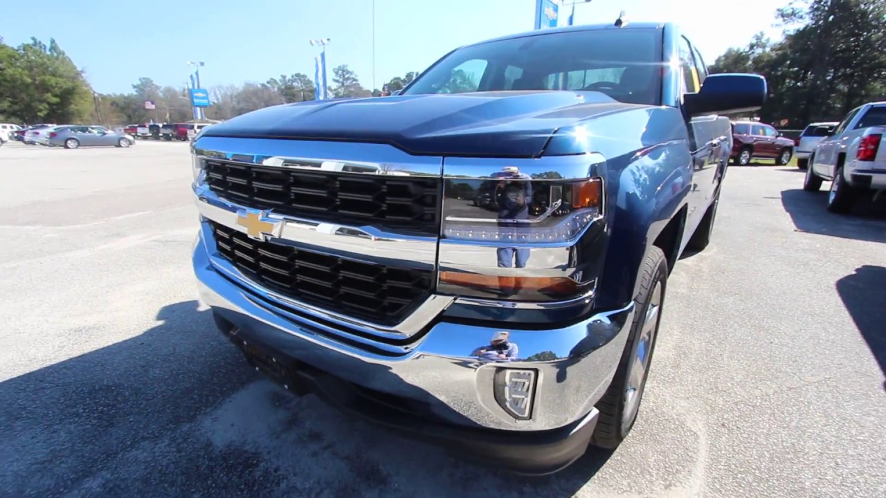 2017 Chevrolet Silverado LT Extended Cab - Full Review ...