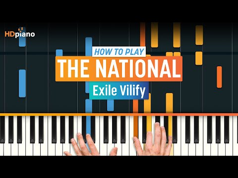 "How To Play ""Exile Vilify"" by The National 