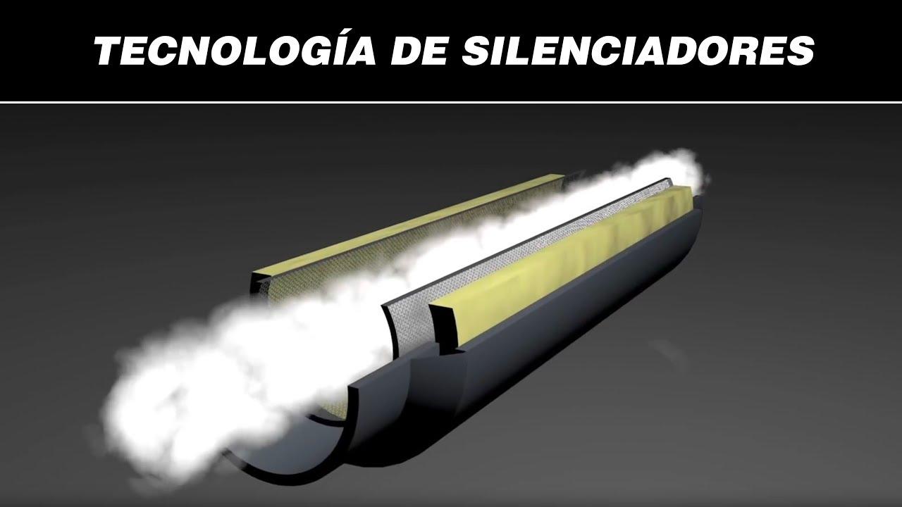 58c4115fe Flowmaster - Tecnología de Silenciadores de Cámara - YouTube