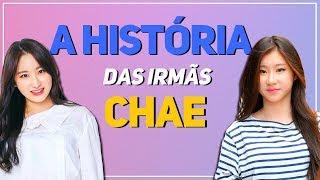 A história de SUPERAÇÃO das irmãs CHAEYEON e CHAERYEONG | ft. Karla Luanda