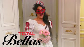 Nikki Bella Practices Her Walk Down the Aisle | Total Bellas | E!