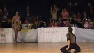 Slavik.Kryklyvyy.&.Elena.Khvorova.Show.in.Odessa.23.09.07 Part 4 Cha-cha