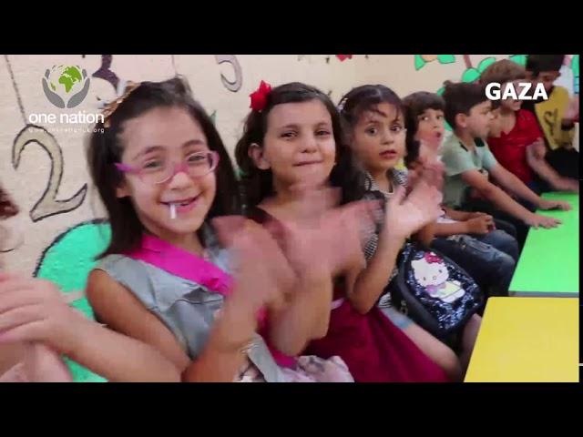 Muhammad Sufyan Khaliq and Fahima Patel : Wedding day favours Gaza 25th July 2020