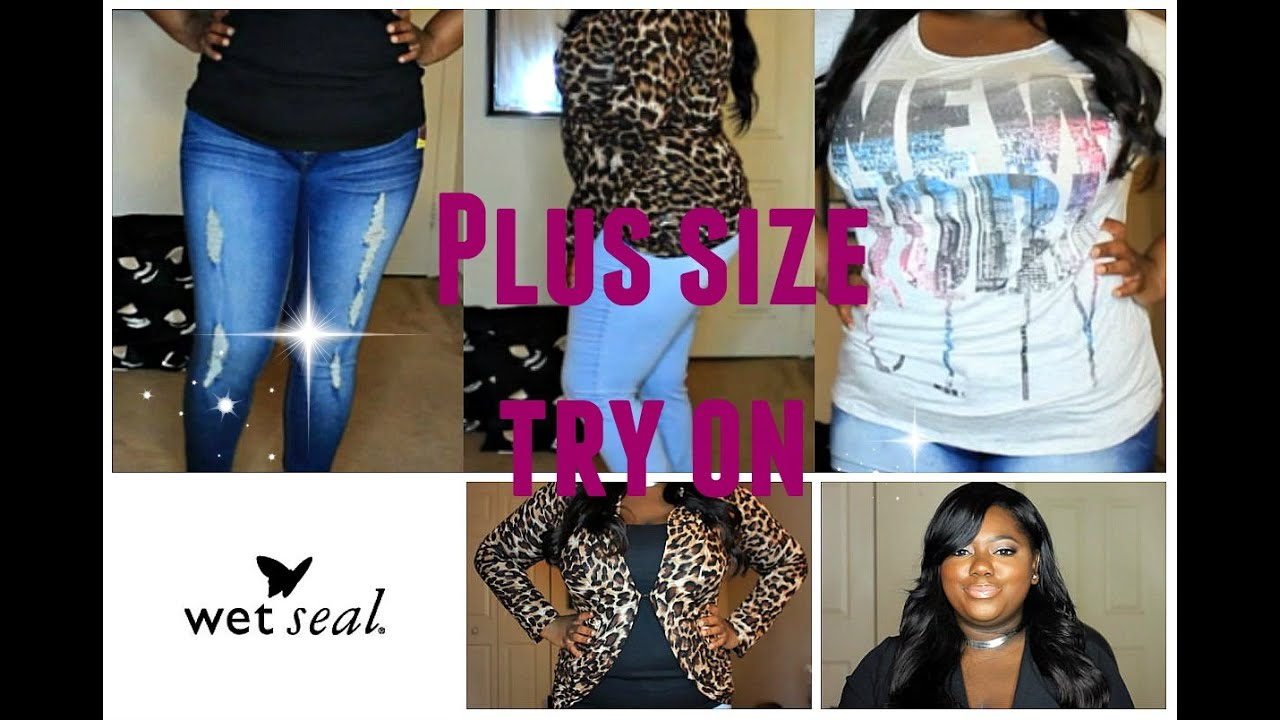 NEW!! Wet Seal Plus Size Line?? Spring Try On Haul + Review