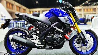 Yamaha MT 15 | Diseño | Características | Sonido | Velocidad Máxima |