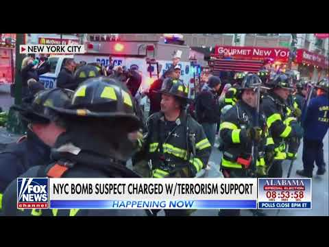 Authorities Say NYC Bomb Suspect Began Radicalization In 2014