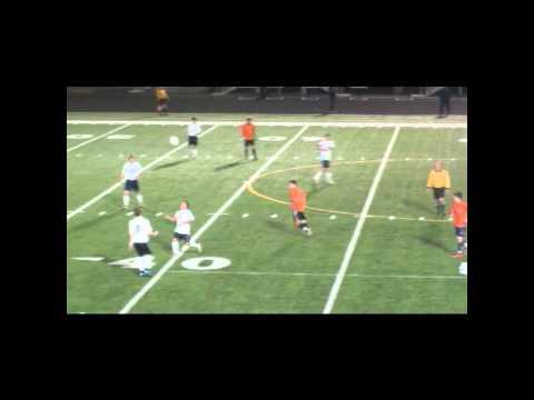Woodgrove Soccer - Joe Laude Skill vs. Briar Woods