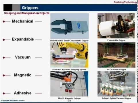 Robotics Solutions for Materials Handling