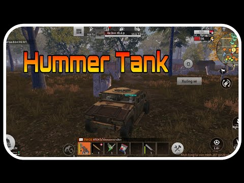 Last Day Rules: Survival | REVIEW HUMMER TANK ( Xe Bọc Thép )