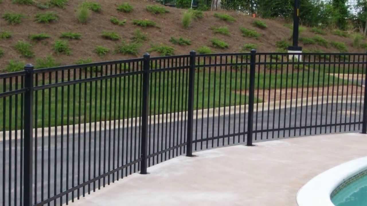 Piedmont Sc Fence Company Youtube