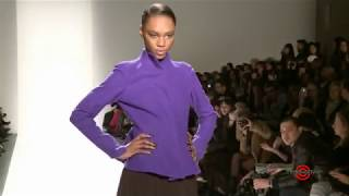 Irina Shabayeva - Fall Winter 2011 MBFW Runway Fashion Show with top models