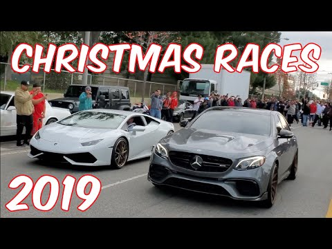 Christmas Races 2019! TONS OF 1320 FOOTAGE