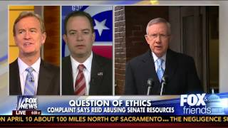 RNC Chairman Reince Priebus on Fox and Friends 4/23/14