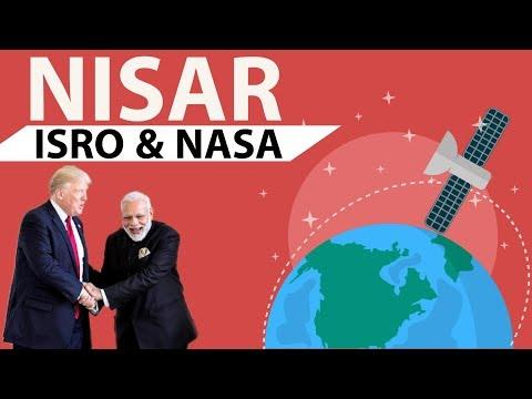 NASA-ISRO Synthetic Aperture Radar (NISAR) - Science & Technology - NISAR Satellite analysed