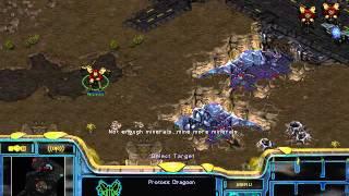 StarCraft Brood War [FPVOD] 08 02 2009 White Ra Высокий уровень