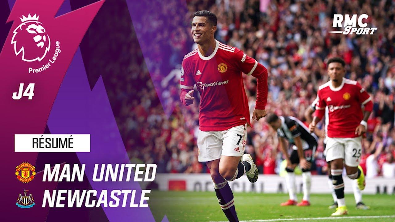 Download Résumé : Manchester United 4-1 Newcastle – Premier League (J4)