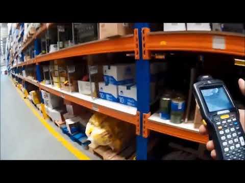 Работа на складе в Польше | Один день из жизни рабочего