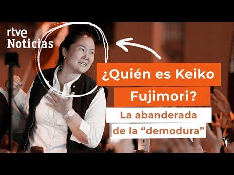 #QUIÉN ES? | KEIKO FUJIMORI: ¿la primera presidenta de la historia de PERÚ? | RTVE Noticias