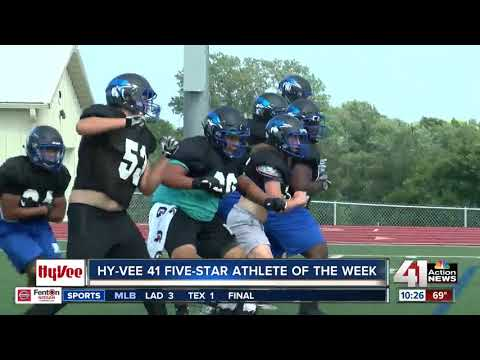 Raytown's Joe Campbell is a rising star