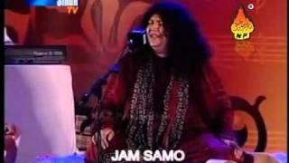 ABIDA PARVEEN -- MHUNJO JAMALO JATAN SA HO JAMALO - YouTube.flv