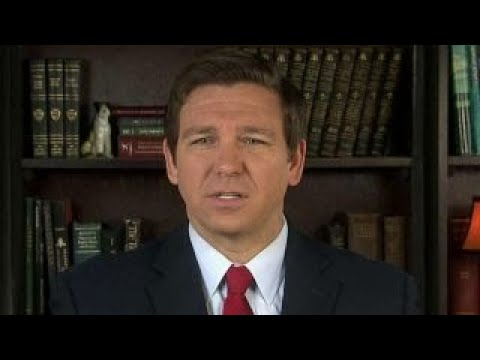 Rep. DeSantis announces candidacy for governor of Florida