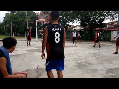 kwang hua u-14 vs Sultan Abdul Samad u-17