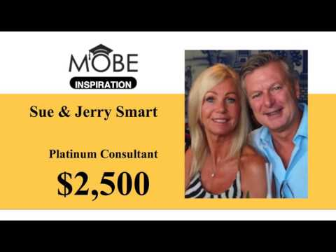 Diamond Consultants, Sue & Jerry Smart, Enjoy Their Lifestyle Business Lives With Another $2,500