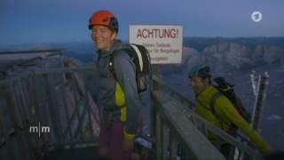 Auf der Zugspitze: Deutschlands höchste Berghütte