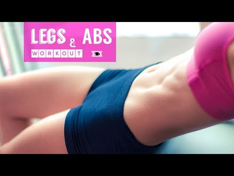 Beautiful Ballet legs and Abs Workout
