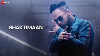 Shaktimaan - Official Music Video | Harjas | Crooze