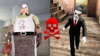 Bloody Endings  Mr. Meat Vs Evil Kid