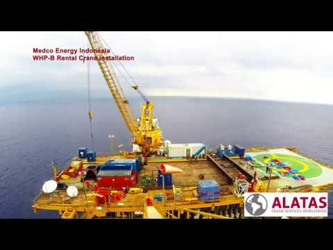 ALATAS CRANE SERVICES WORLDWIDE - OFFSHORE RENTAL CRANE WHP-