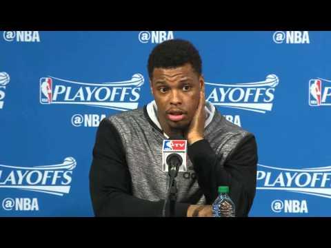 Raptors Post-Game: DeMar DeRozan & Kyle Lowry - May 5, 2016