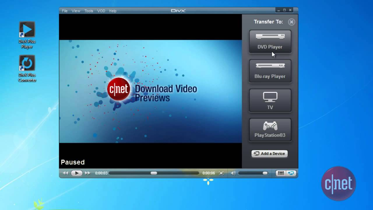 divx video codec pack download